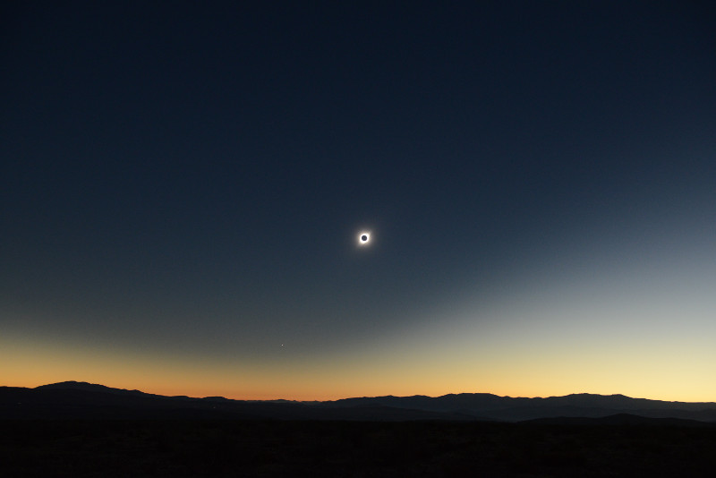 Solar Eclipse on July 2, 2019